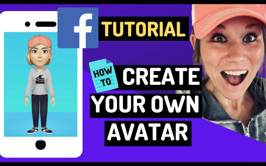 NEW 2020 FACEBOOK UPDATE (Tutorial: How To Create Your Own Avatar)