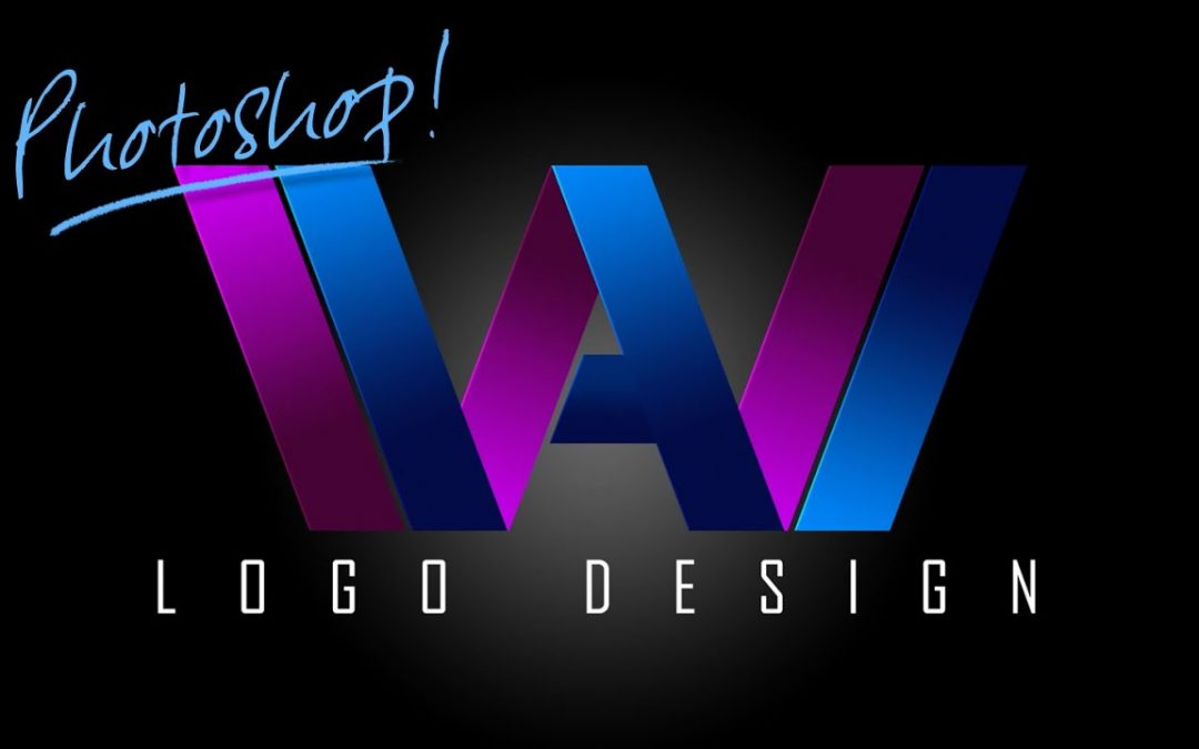 Photoshop: How to Create a Simple, but Powerful Logo Design from Scratch.