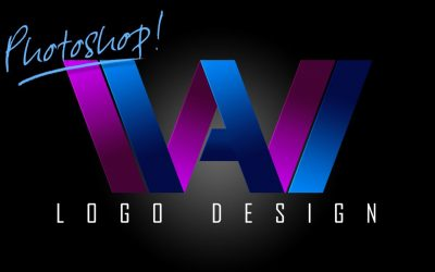 Do It Yourself – Tutorials – Photoshop: How to Create a Simple, but Powerful Logo Design from Scratch.