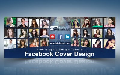 Do It Yourself – Tutorials – Professional Facebook Photo Cover Design – Photoshop Tutorial