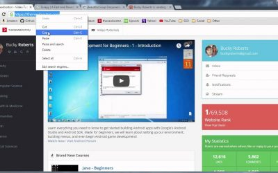 Do It Yourself – Tutorials – Python Web Crawler Tutorial – 1 – Creating a New Project