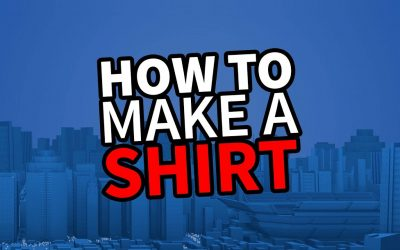 Do It Yourself – Tutorials – ROBLOX Create and Play Tutorial – How to Make a Shirt