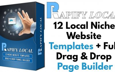 Do It Yourself – Tutorials – Rapify Local Review Demo Bonus – 12 Local Niche Website Templates + Full Drag & Drop Page Builder
