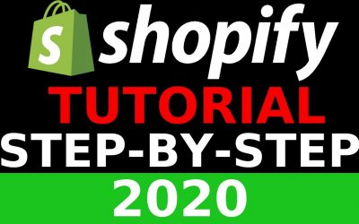 Do It Yourself – Tutorials – Shopify Tutorial For Beginners 2020 – Create A Shopify Store Step By Step