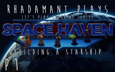 Do It Yourself – Tutorials – Space Haven Tutorial Series – Building A Starship