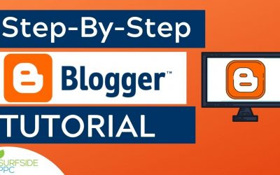 Do It Yourself – Tutorials – Step-By-Step Blogger Tutorial For Beginners – How to Create a Blogger Blog with a Custom Domain Name