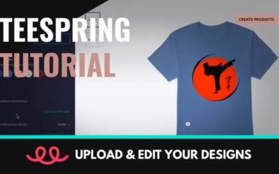 Do It Yourself – Tutorials – Teespring Tutorial | Upload Designs, Select Products & Publish Your Listing