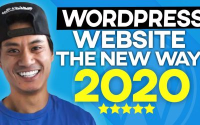 Do It Yourself – Tutorials – The NEW WAY to Make a WordPress Website 2020 – For Beginners
