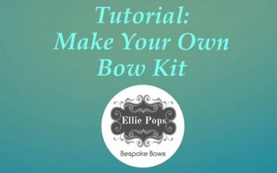 Do It Yourself – Tutorials – Tutorial: Make Your Own Bow Kit