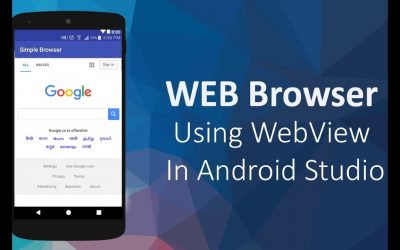 Do It Yourself – Tutorials – WebView in Android Tutorial|How to Convert Website into Android App|How to use a Webview in android