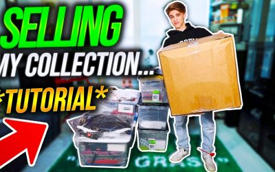 Do It Yourself – Tutorials – Why I'm Selling My Streetwear/Hypebeast Storage Collection… (TUTORIAL)