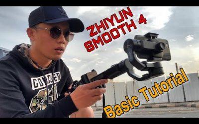 Do It Yourself – Tutorials – ZHIYUN SMOOTH 4 TUTORIAL