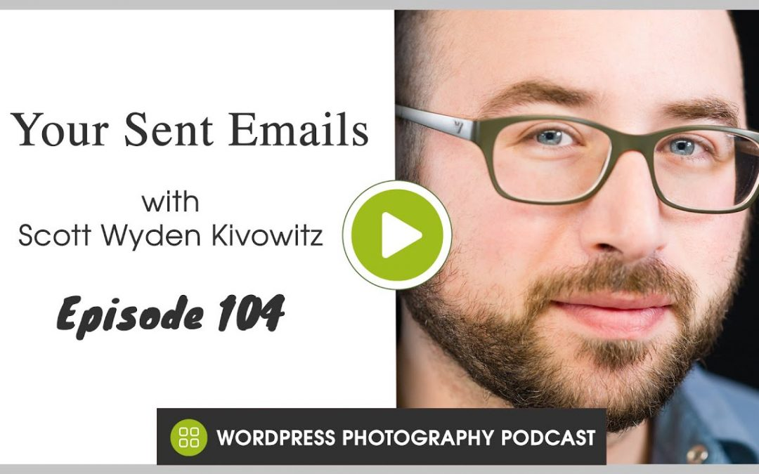Episode 104 - Your Sent Emails