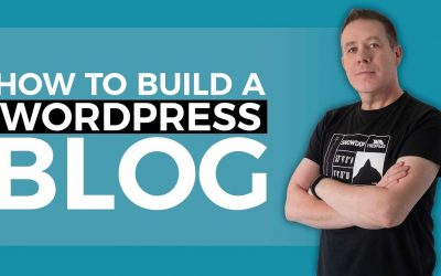 How To Build a WordPress Blog Website – Beginners Guide