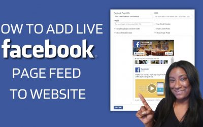 How To Embed Facebook Feed To Website (No Plugin)