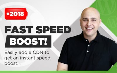 How To Speed Up Your WordPress Website With A CDN Content Delivery Network