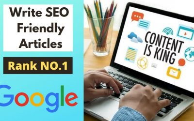 How To Write Best and Fully Optimized SEO Friendly Article For Blogger and WordPress?