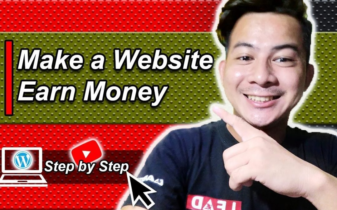 How to Create a WordPress Website 2020 (Tagalog) Make a Website & Facebook Ads Step by Step