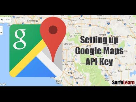 How to Setup Google Maps Api Key for Your Wordpress Website