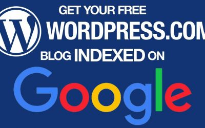 How to Submit Your WordPress.com Blog to Google Site Index – Improve Your Google SEO on WordPress!