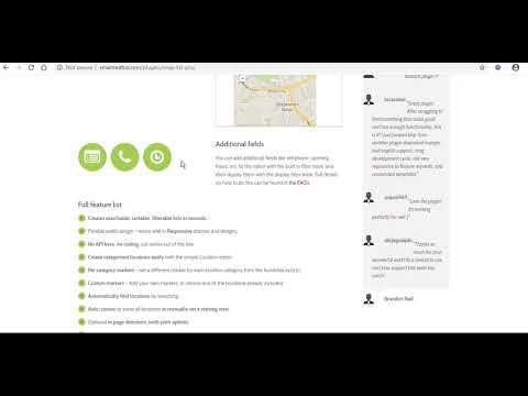 Map List Pro Directory Plugin Product Tour - Alternative of Directory Plugin