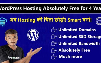Powerful WordPress Cloud Hosting Absolutely Free for 4 Year 🔥