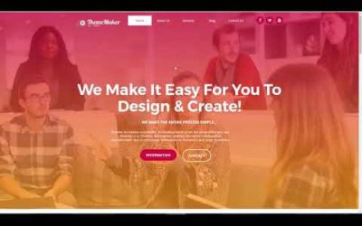 ThemeMaker Review Demo   Build High Converting WordPress Themes