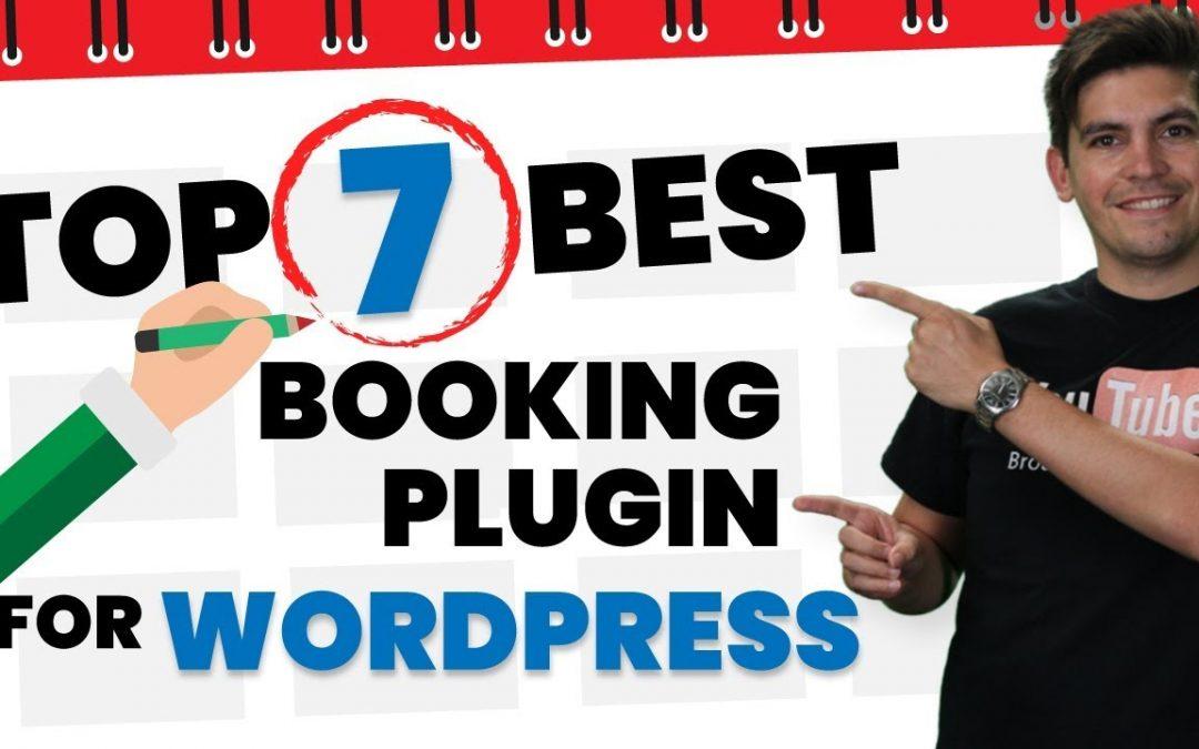 Top 7 Best Booking Plugins For Wordpress
