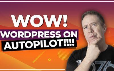 Uncanny Automator WordPress on Autopilot!!