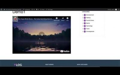 VideoMax Review Demo   Video Monetization WordPress Plugin