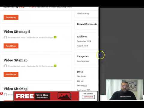WP Banner Ad Bar Review Demo   Dynamic Banner Ads WordPress Plugin