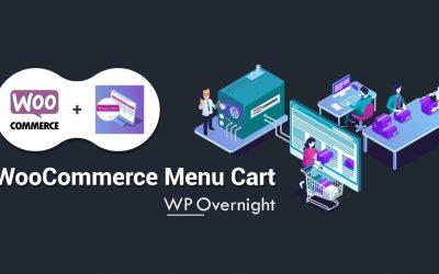 WooCommerce Menu Cart (Free Version)