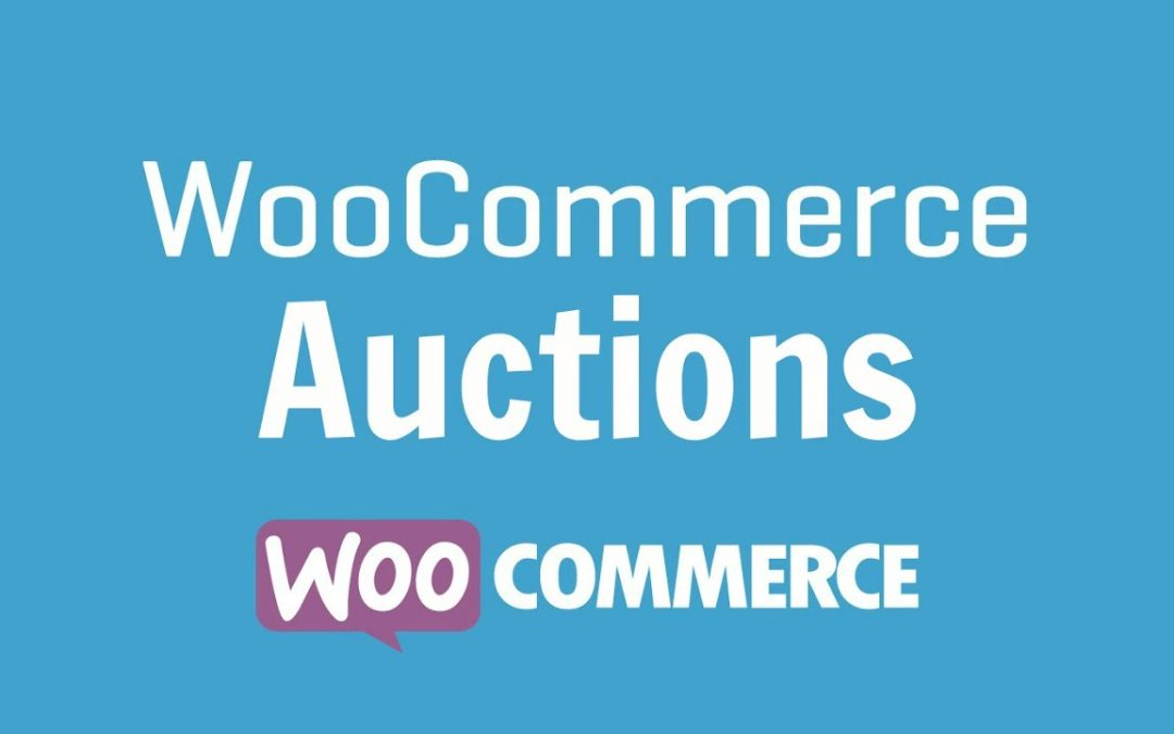 WooCommerce Simple Auctions - Wordpress Auctions!