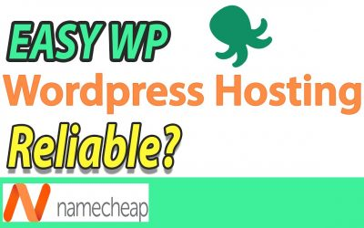 WordPress For Beginners – [2020] EasyWP Managed Hosting Review and How to use tutorial – Is Namecheap managed hosting good?