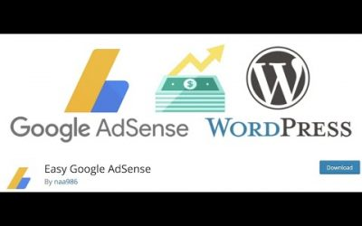 WordPress For Beginners – Add Google AdSense to your WordPress Website and Show Ads | EASY TUTORIAL 2020 | Earn Money/Revenue