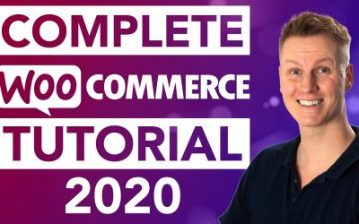WordPress For Beginners – Complete WooCommerce Tutorial | eCommerce Tutorial 2020