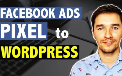 WordPress For Beginners – How to Install Facebook Conversion Pixel on WordPress Website (SUPER EASY) – Step-by-Step Tutorial