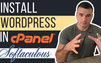 WordPress For Beginners – How to Install WordPress in Cpanel Manually 2020 – Why Install WordPress Manually Complete Support