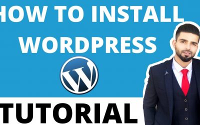 WordPress For Beginners – How to Install WordPress: Beginners Guide