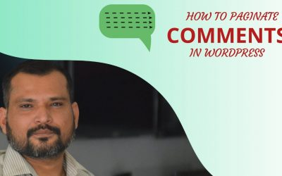 WordPress For Beginners – How to Paginate COMMENTS In WordPress | WordPress Tutorials | Khans Tutorials