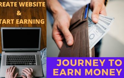 WordPress For Beginners – How to make a website – how to make money online – Bangla tutorial