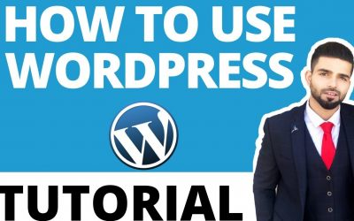 WordPress For Beginners – How to use WordPress: WordPress Tutorial for Beginners