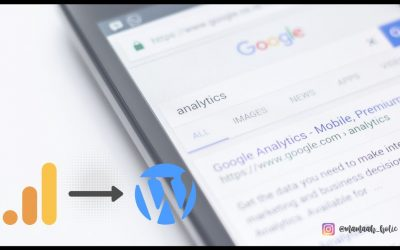 WordPress For Beginners – Install Google Analytics in WordPress without Plugins | Quick & Easy Tutorial
