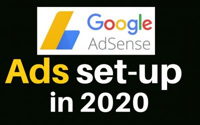 WordPress For Beginners – Set Up AdSense Ads on Newly Approved WordPress Website in 2020