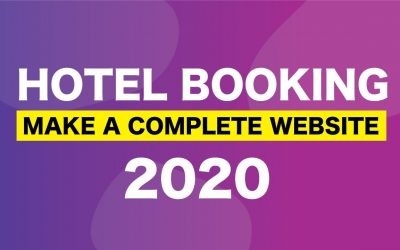 WordPress For Beginners – WORDPRESS HOTEL BOOKING TUTORIAL 2020: Make A Hotel Booking Website using MotoPress Booking Engine