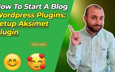 WordPress For Beginners – WORDPRESS PLUGIN TUTORIAL – Aksimet (Beginner Friendly)