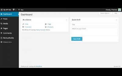 WordPress For Beginners – WordPress Dashboard Tutorial for Beginners (EASY)
