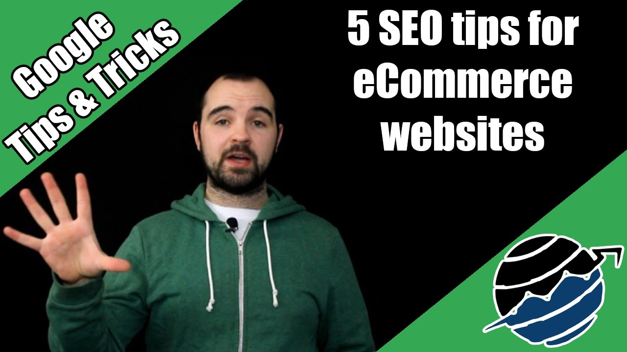 5 SEO tips for eCommerce websites
