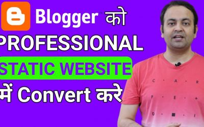 search engine optimization tips – Convert Your Blogger Into Professional [STATIC OR BUSINESS] Single Page (2020) | Techno Vedant