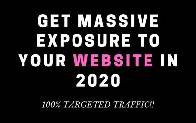 search engine optimization tips – GET TRAFFIC TO YOUR WEBSITE IN 2020